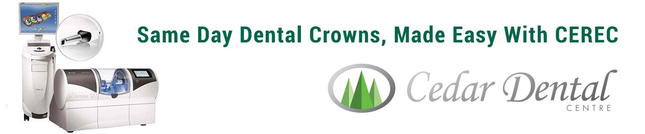 Cedar Dental Centre Banner